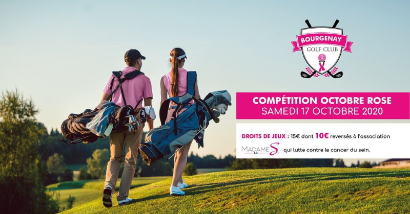 Competition Golf Madame S - Bourgenay Golf Club 2020